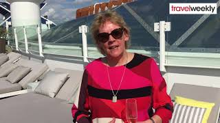 Celebrity Edge: Travel Weekly