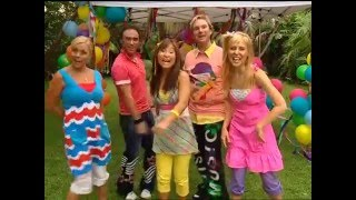 Hi-5 Party Street DVD: Intro