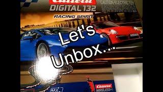 Carrera Racing Spirit unboxing