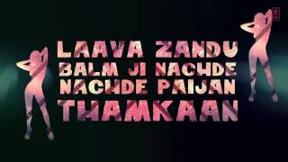 Baby Doll Full Song With Lyrics ★ Ragini MMS 2 ★ Sunny Leone   OFFICIAL VIDEO