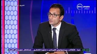 """الحريف - أحمد سامي """" نجاح ايهاب جلال مع المقاصة يعود لقناعة ادارة النادي بإمكانياته  """""""