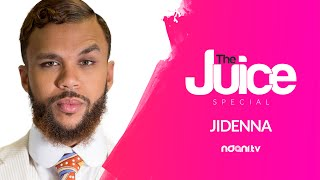 THE JUICE SPECIAL: JIDENNA