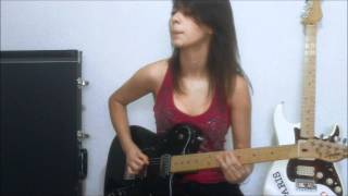 Juliana Vieira : B.Y.O.B (System of a down Cover)