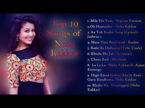 Xxx Mp4 Neha Kakkar TOP 10 SONG 2018 JUKE BOX Best Of Neha Kakkar Song 3gp Sex