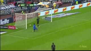 Mexico Vs Honduras (1-2) HD 1080p Highlights 09/06/2013
