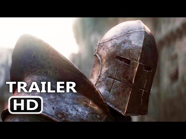 PS4 - For Honor Cinematic Trailer