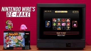 Super Smash Bros. | Super Nintendo De-Make