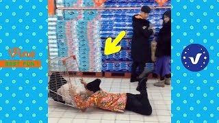 Funny Videos 2017 ● People doing stupid things P93