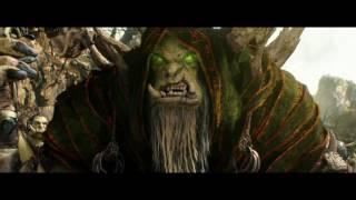 Warcraft Movie - Grommash Hellscream & Kargath Bladefist