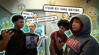 MY SIBLINGS TOLD MY GIRLFRIEND THEY LIKE MY EX BETTER!