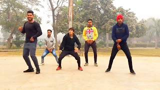 Gabru-J star fat Yo Yo Honey Singh dance video by Nk gabru boys