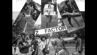 Z Factor B2. Fast Cars (1984)