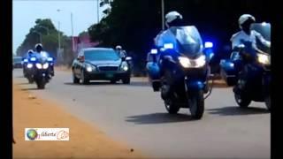 Togo: Le cortège présidentiel de Faure Gnassingbé écrase un vieux au niveau de l'aéroport de Lomé