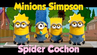 minions the simpsons buxrs videos watch youtube in. Black Bedroom Furniture Sets. Home Design Ideas