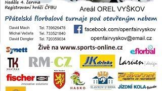 OPEN FAIR Vyškov 2017 - den 1.