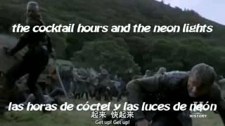 IAMX Land of broken promises Lyrics & Subtitulado