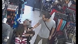 Watch Heartless Man Steal $600 From Bra of 93-Year-Old Woman In Wheelchair: Cops