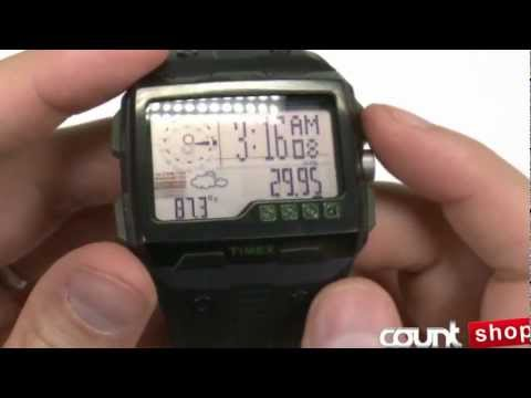 Timex Expedition Compass Watch T49664 - review by DiscountShop.com
