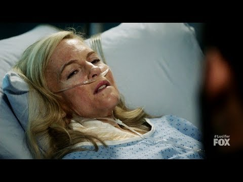 Lucifer 2x18 Lucifer & Dr Linda in the Hospital - Season 2 Episode 18  Season  Finale