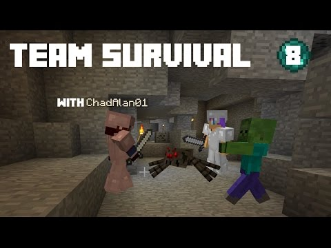Team Survival | EP 8 | With Chad Alan | Cow Adventure!