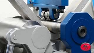 M0240HT  - 4 rolls CNC special rolling machine