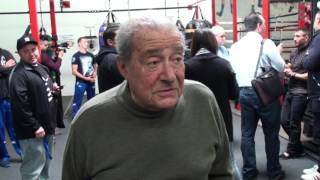 Bob Arum REACTION to GGG Golovkin vs Danny Jacobs DECISION after their Boxing Match