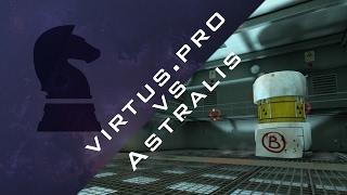 Taktyki CS:GO - Virtus Pro vs Astralis de_nuke - Finał ELEAGUE Major 2017