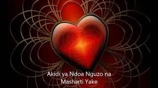 Akidi ya Ndoa, Nguzo na Masharti Yake - Sheikh Abu Haashimu - 5
