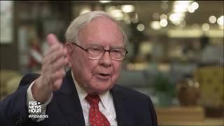 Warren Buffett On GOP Tax Cuts & Consequences
