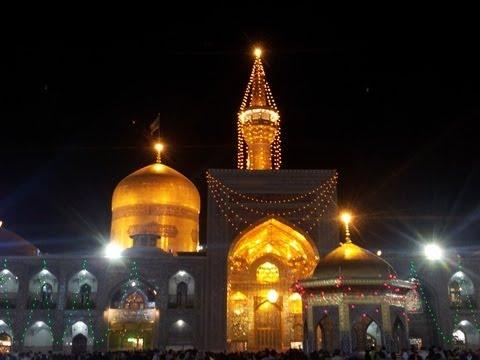 Hareme Imam Reza a.s. in Mashhad Iran August 2012 HD 720p
