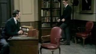 Monty Python's Ministry of Silly Walks (Full Sketch)