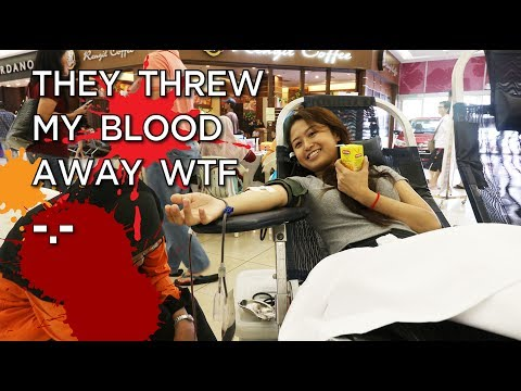 Xxx Mp4 FIRST TIME DONATE BLOOD THEY THREW IT AWAY 3gp Sex