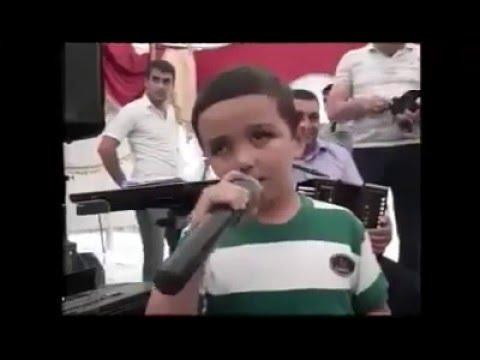 Qarabağ muğam balaca uşaq