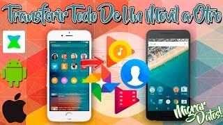 Migrar Contactos, SMS, Imágenes, Vídeos, Música y APK de un Móvil a Otro | Android/IOS | XENDER