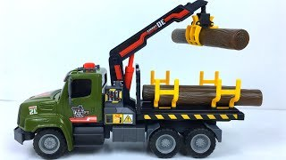CAMION GRUA FORESTAL /AIR PUMP FORESTAL DE DICKIE TOYS Y CUENTO CON BLACKOUT FIRE AND RESCUE PLANES