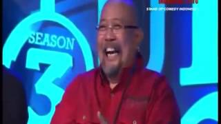 Stand Up Fico Roasting Indro Warkop DKI - Lucu Abis