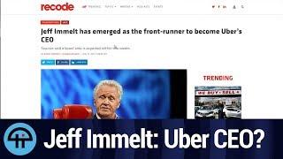 Jeff Immelt: Uber