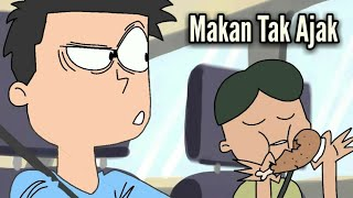 Makan Tak Ajak - Animation