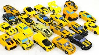Transformers G1 Movie RID Prime Mini Size Bumblebee 22 Vehicles Car Robot Toys