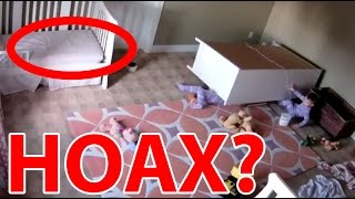 Is the Dresser Falls On Twin Toddlers Video FAKE?