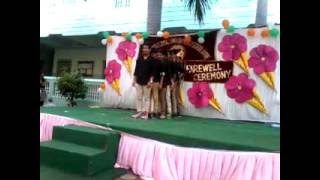 Farewell Dance : Best Farewell ever Given | Funny | Best Ending