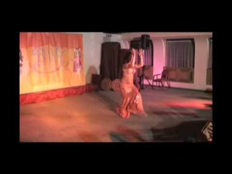 Giulia Saamya Belly Bolly Dance Festival
