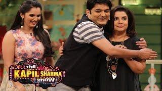 Sania Mirza & Farah Khan on 'The Kapil Sharma Show'