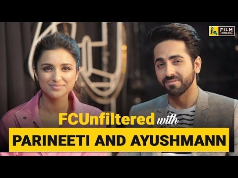 Xxx Mp4 Parineeti Chopra Ayushmann Khurrana Interview Anupama Chopra Meri Pyaari Bindu FC Unfiltered 3gp Sex