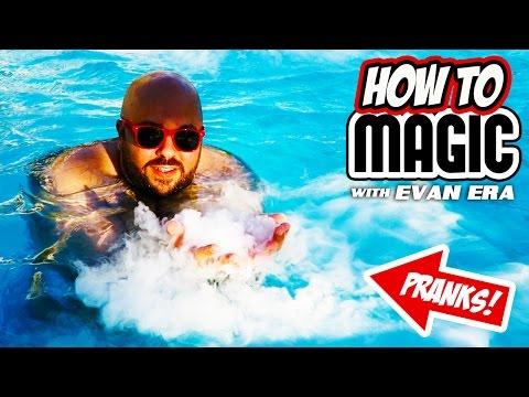 10 Magic Pool Pranks for Summer