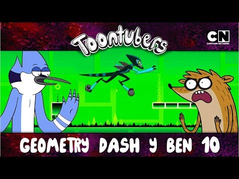 Xxx Mp4 EL MEJOR ENTRENAMIENTO PARA EL GEOMETRY DASH ES BEN 10 ToonTubers Cartoon Network 3gp Sex