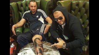 RYTMUS - Patrik Vrbovský portrét tetovanie
