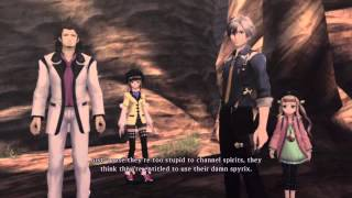 Tales of Xillia 2 English - Part 18: Leia Episode 2 and Rowen Episode 1