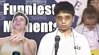 Funniest Spelling Bee Moments Caught On Camera