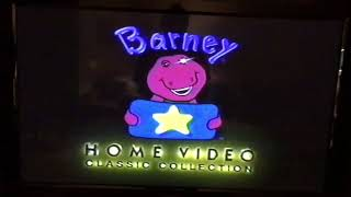 Opening to Walk Around The Block With Barney 1999 VHS